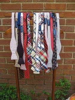 bow tie season.
