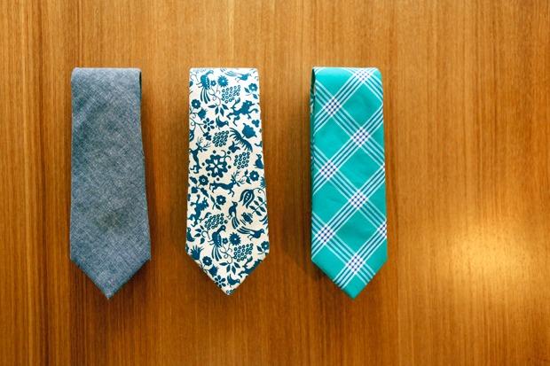 spring ties.