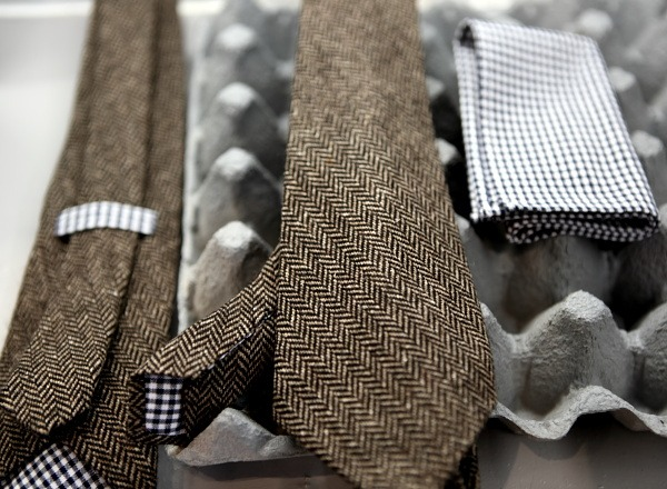 thestylebuff :     Ties, Details and Pocketsquare