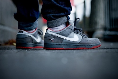 Nike Pigeons.