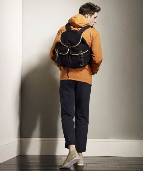 anchordivision :      Fred Perry  Vintage Rucksack