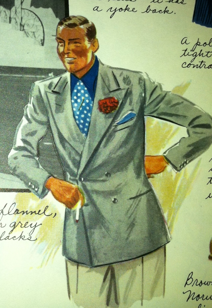 todaystie: Apparel Arts Summer 1936