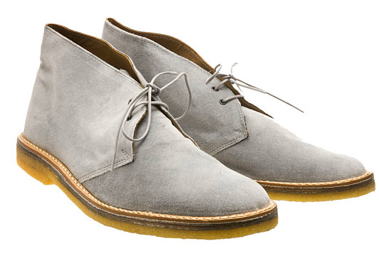 moderndistinction :      onedocumentedobsession :      Adam Kimmel Velvet Desert Boots