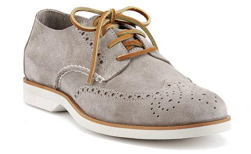 thestylebuff: Sperry Top-Sider Cloud Logo Boat Oxford Wing Tip