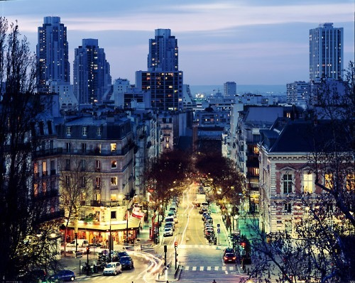 i just wanna live in a  city .