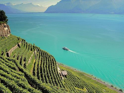 -cityoflove :      Lake Geneva, Switzerland