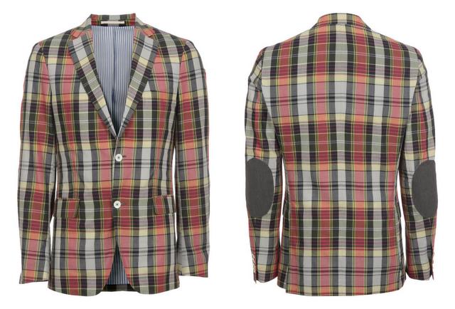 basicsofman :      Gant by Michael Bastian Spring Sportcoats      waaanntt.