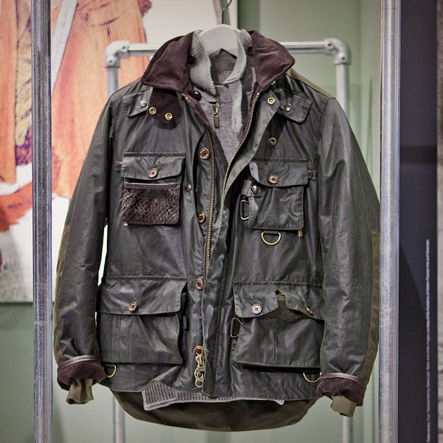 theclassychoice: neoretro: Barbour TO KI TO (Beacon Heritage) Collection Autumn/Winter 2011 Yes please.  need.