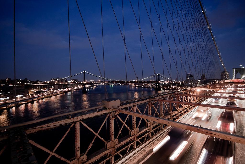 newlyyorked :     Manhattan Bridge
