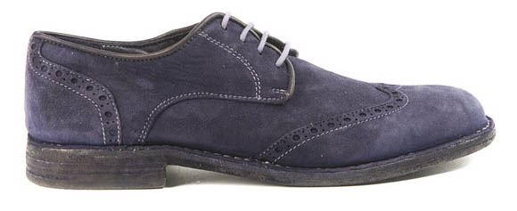 thestylebuff: Pantofola d'Oro classy Wingtip