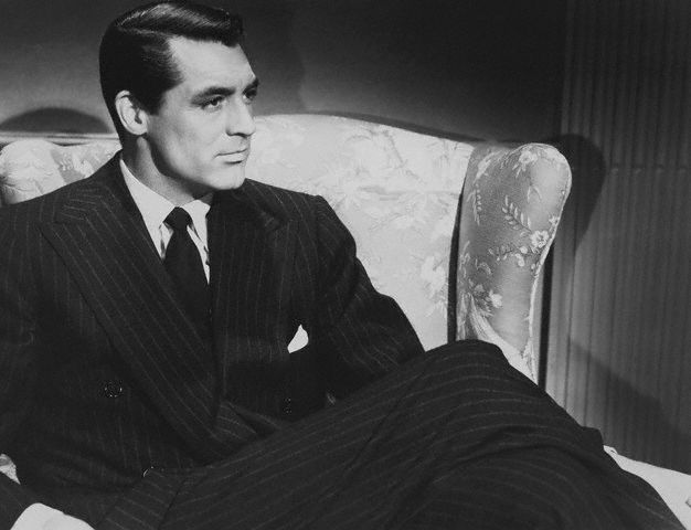 todaystie :     Cary Grant will always be an instant reblog.     hell yeah.