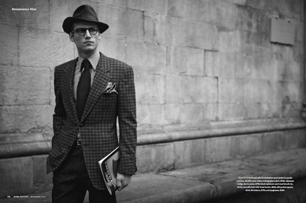 oswaldgrouse: Roch Barbot by Blair Getz Mezibov for Robb Report September 2010