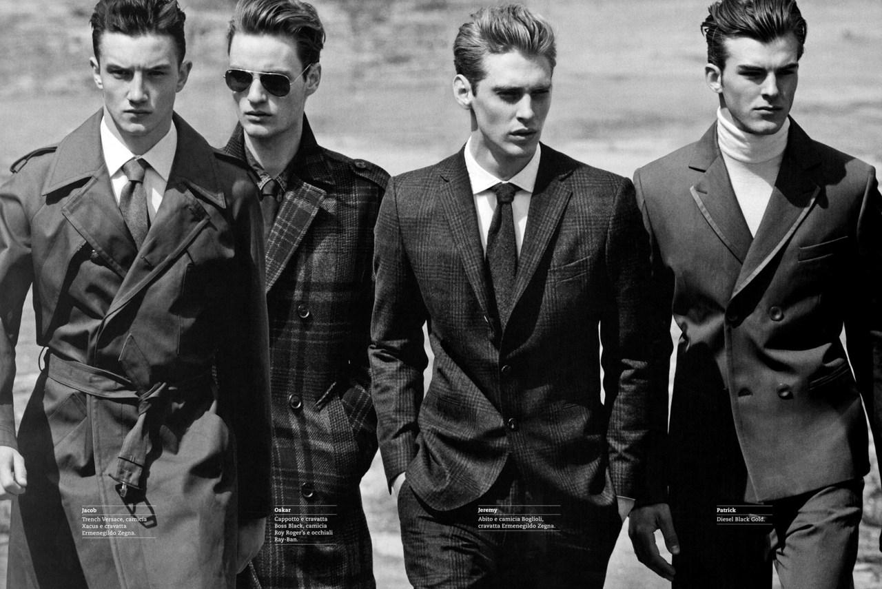 mrsartorial :     Band of Brothers.