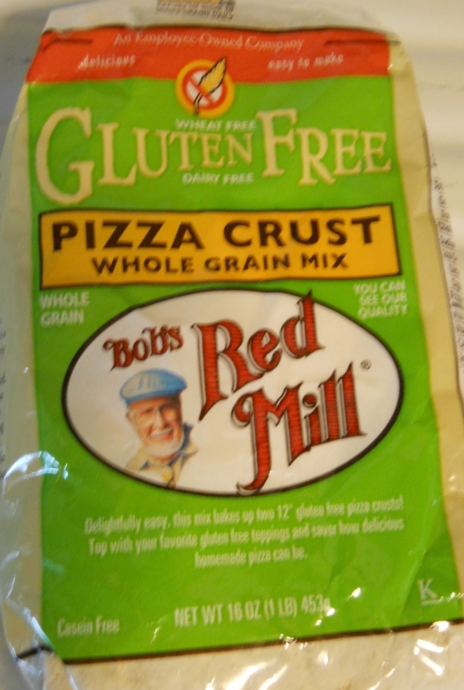 Bob's Red Mill Gluten Free Pizza Crust