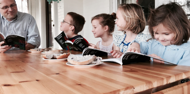 Our Family's Experience with 'The New City Catechism'