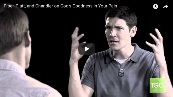 God's Goodness in your Pain