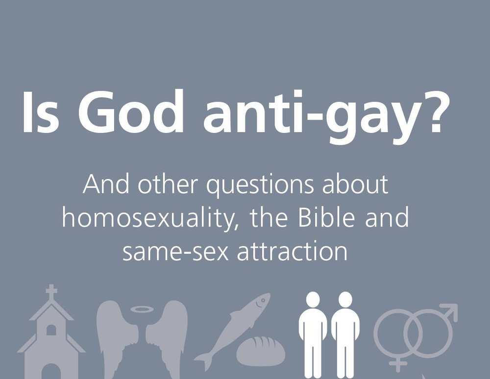 Is God Anti-Gay