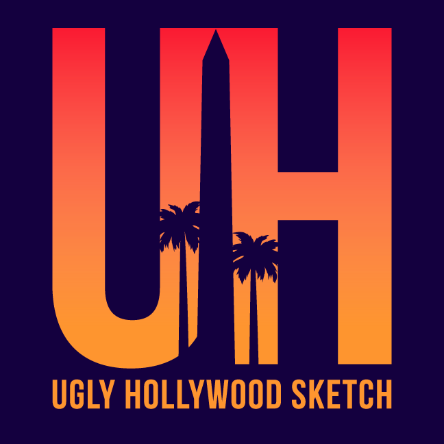 Ugly Hollywood Logo & Branding