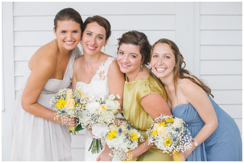Weddings at Kenmure Country Club in Flat Rock, NC