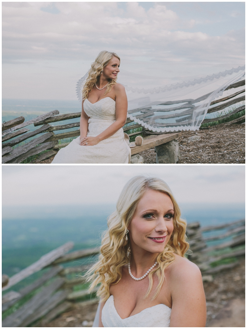 Bridal Session at The Glassy Chapel