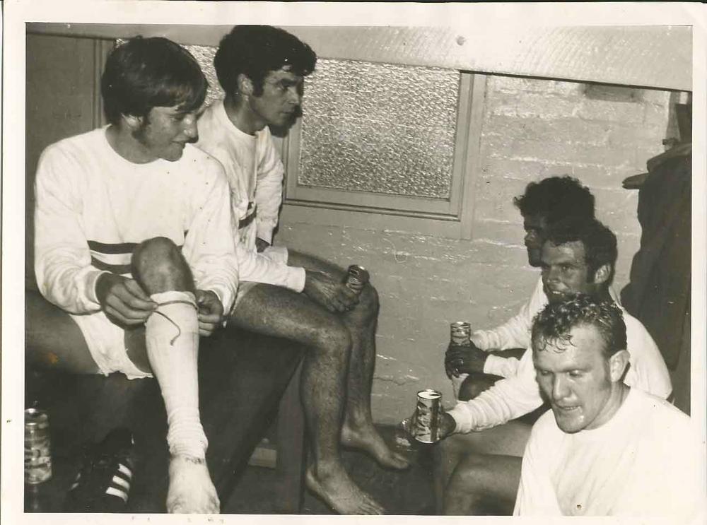 George Harris, John Warren, Harry Williams, Don sandell and Manfred Schaefer.jpg