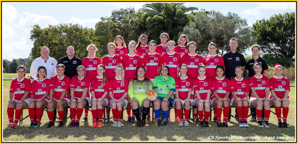 Women's Senior Squad
