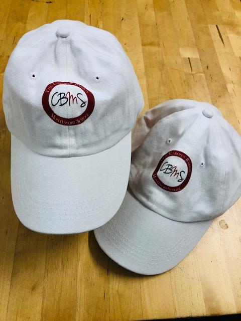 14d0b302276373 CBMS Baseball Caps — The Carolyn Barron Montessori School