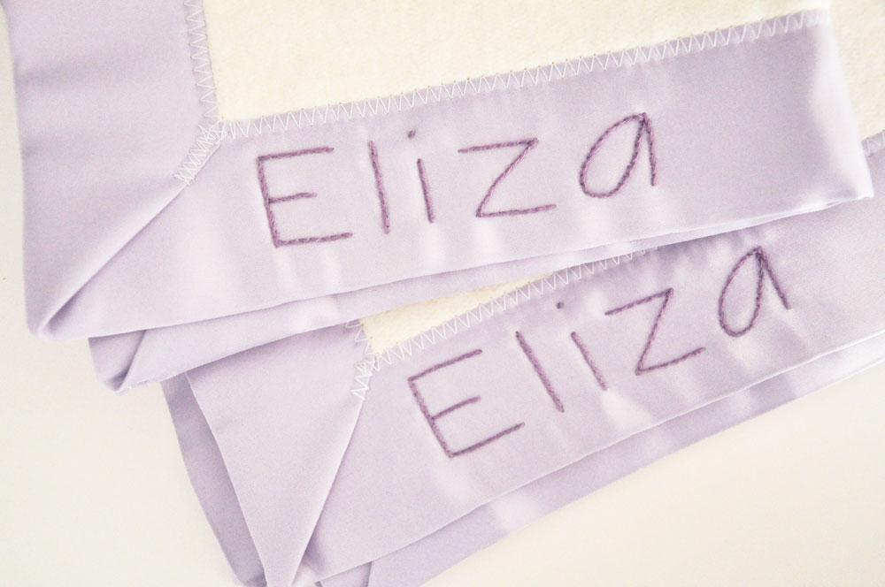 Lavender Blanket Gift Set