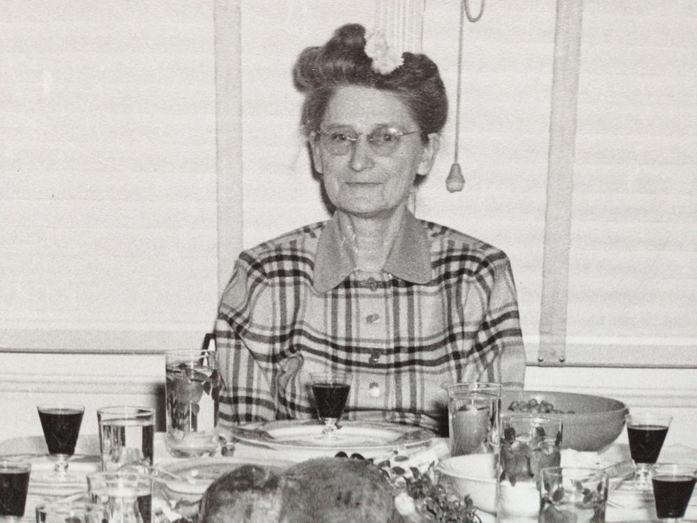 Mrs. HazelArmstrong, 1946