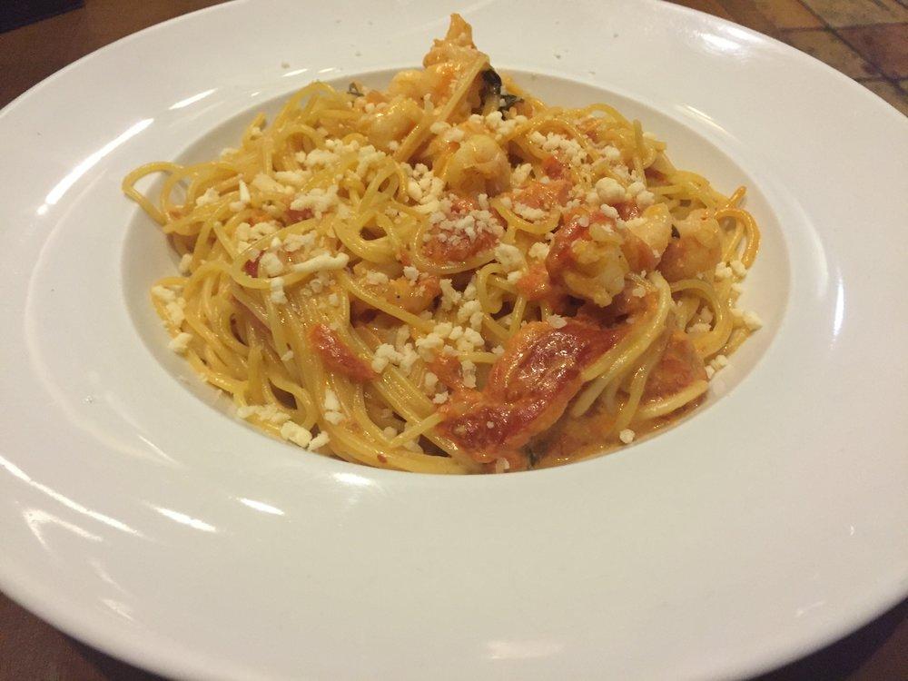 Spaghetti Portofino