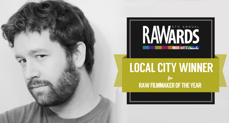 ROB KASEL - RAW: Omaha Filmmaker of the Year - 11.21.13