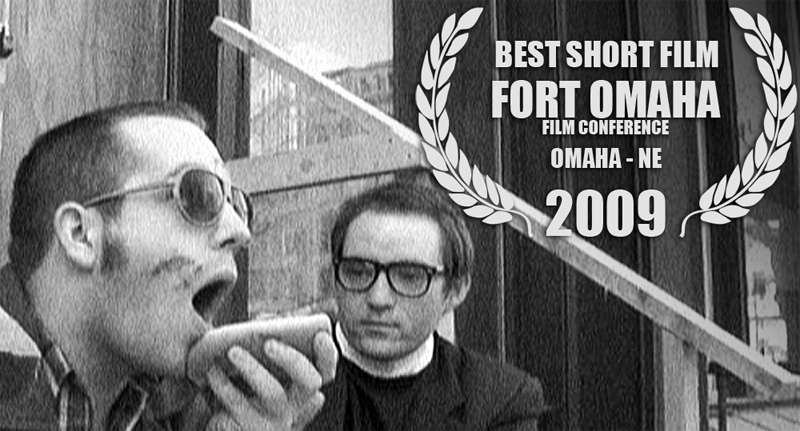 """HAND ON THE DEVIL!"" - Best Short Film - 4th Annual Fort Omaha Film Conference - 05.30.09"