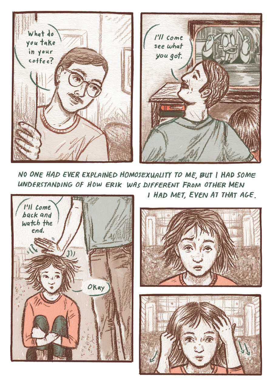 Long Red Hair, page 5