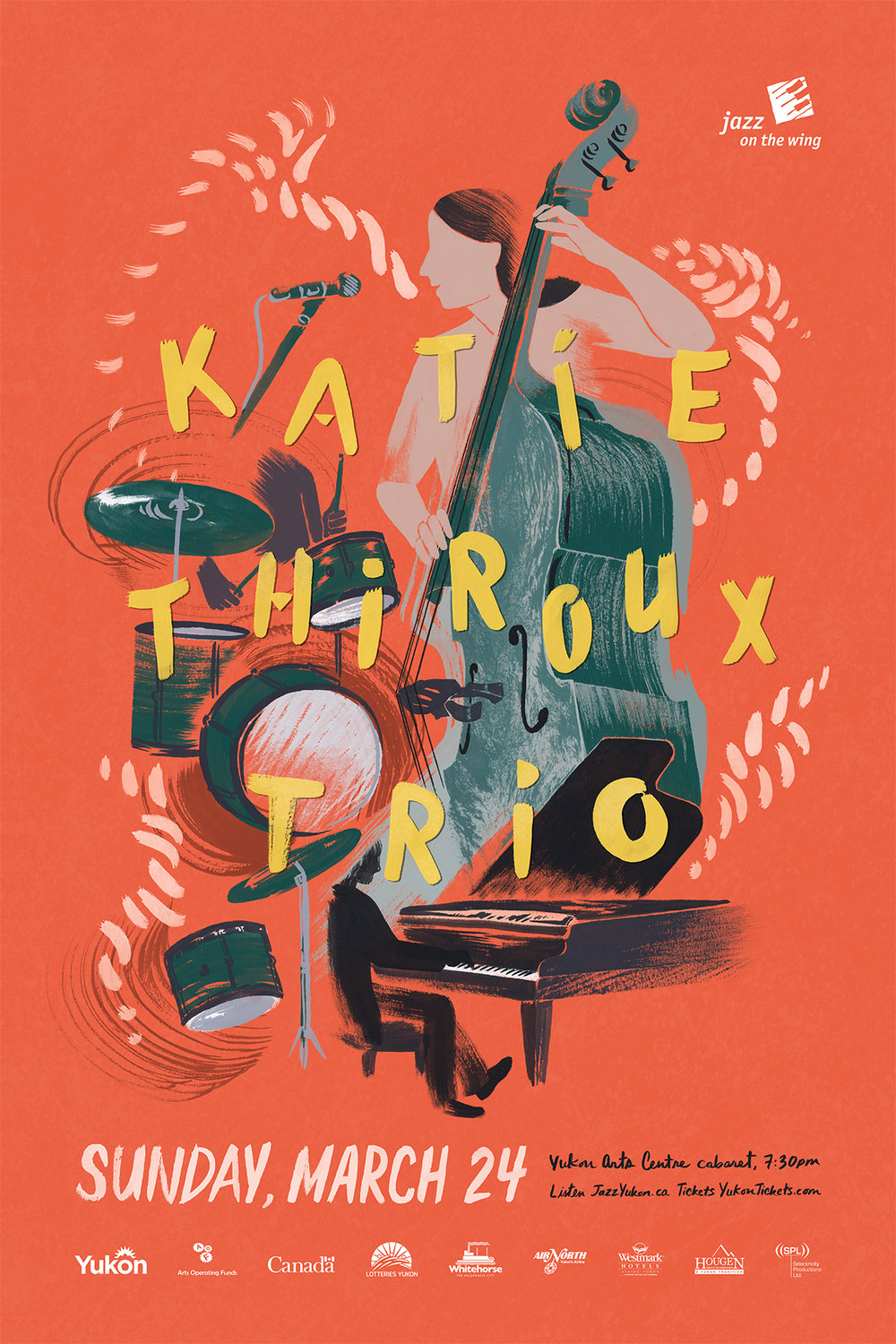 Katie Thiroux Trio