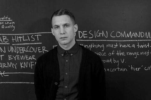 Valentin Ozich -  Creative Director