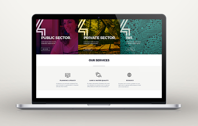 4Sight - Website Work