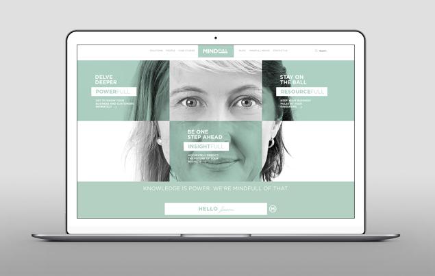 Mindfull - Website Work