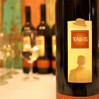 Tallis bottles at Tatura Hotel event
