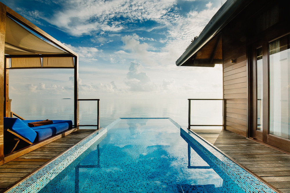 Coco Bodu Hiti - Maldives resort