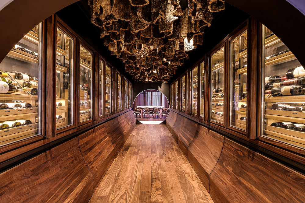 Fine & Rare Wine Club ine Club - Hong kong Designed by Insitu & partners together with Sensis