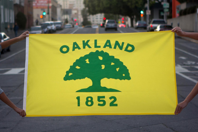 6a8e856d6d Nylon – Sewn — Oakland Flag Company