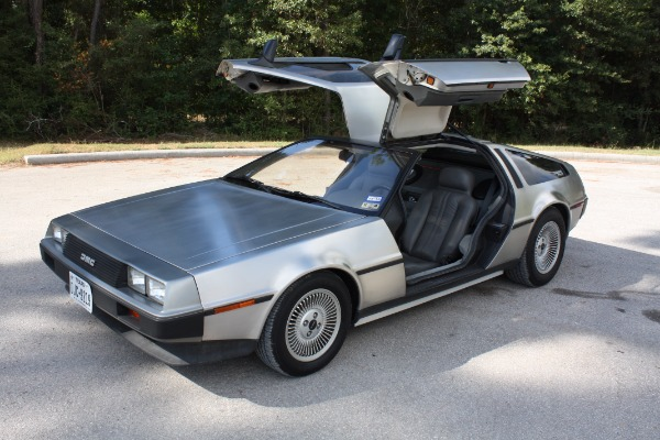 Source: DeLorean Motor Company