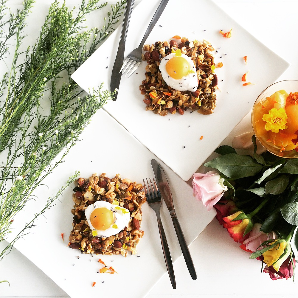 THE URBAN LIST - DIY Healthy Breakfast Feature