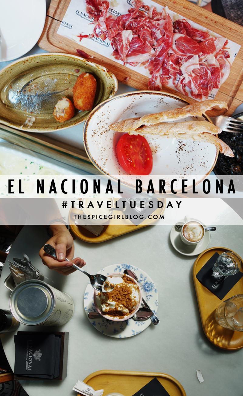 El Nacional Barcelona The Spice Girl Blog