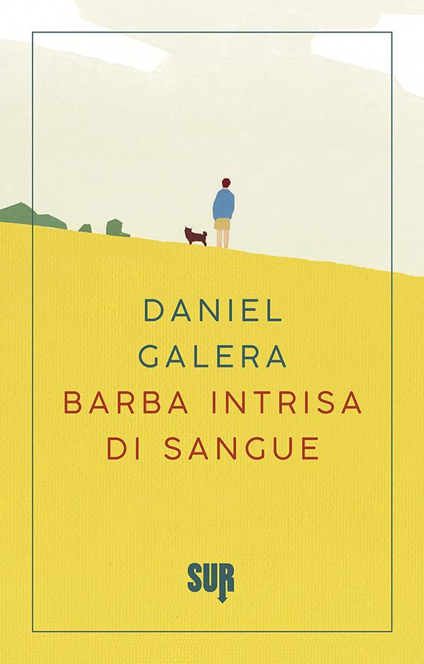 装画「BARBA INTRISA DI SANGUE」