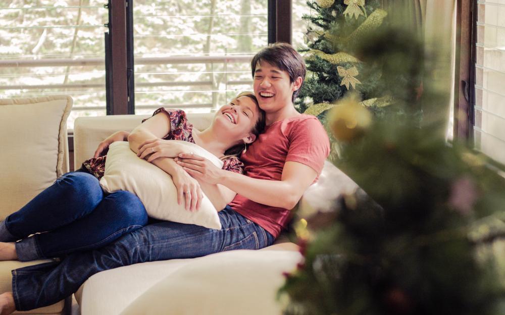 Penang Engagement Photoshoot