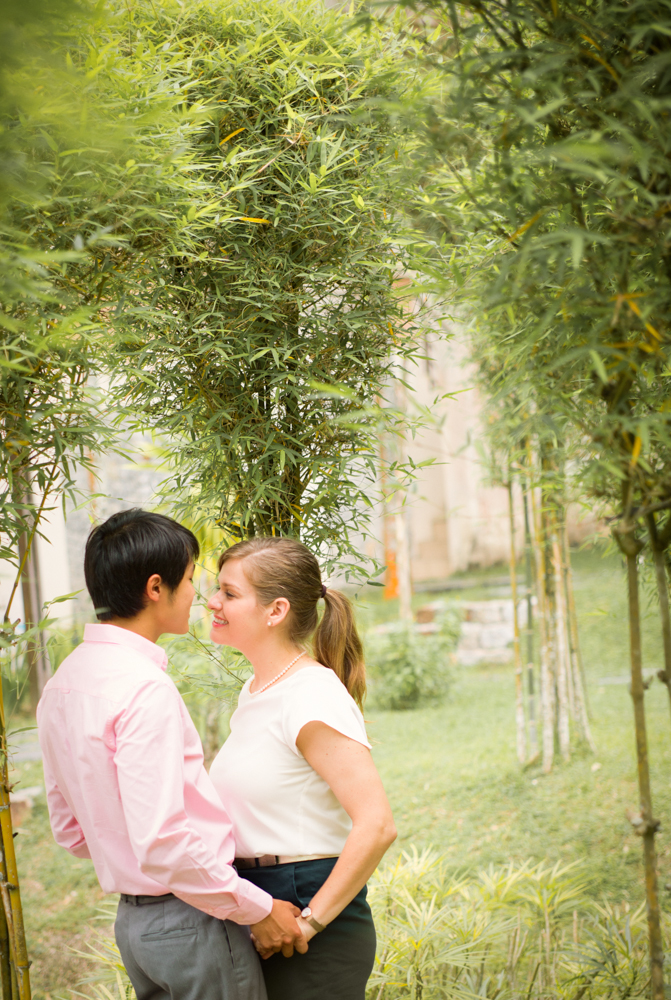 Penang Engagement Photoshoot