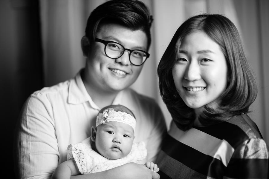 Penang Family Portrait vintage Photographer