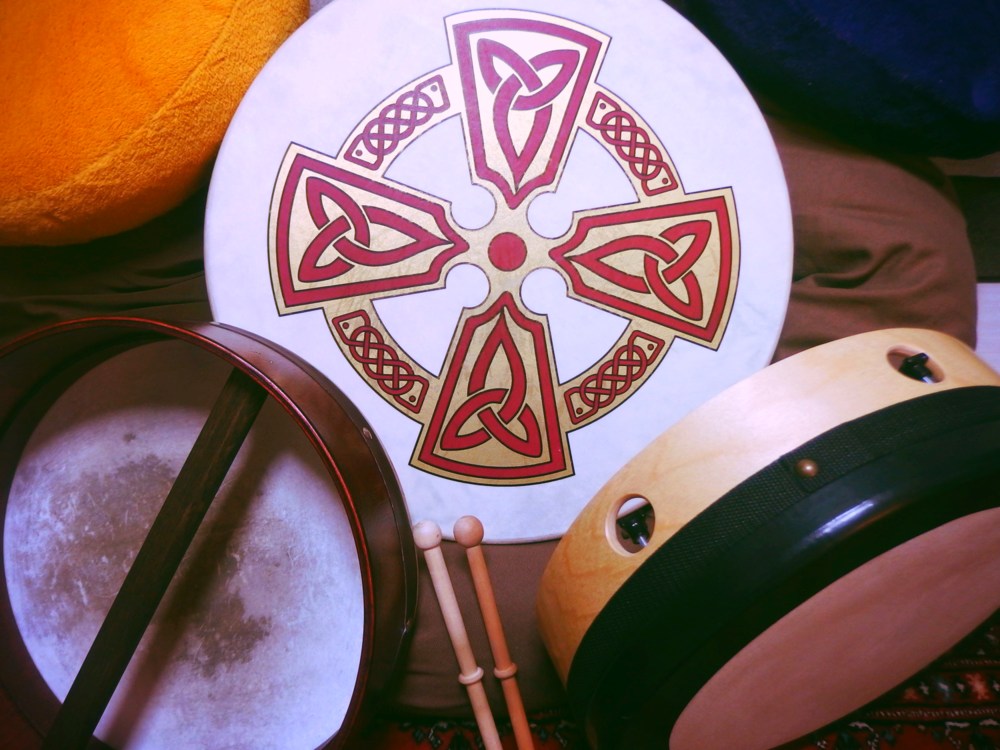 Irish Bodhran Drums