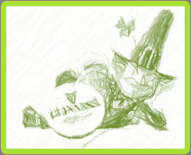 アイリッシュレプラコーンのイメージ  「エナとのバウロン」